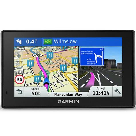 "Garmin DriveSmart 50LMT-D|5"" GPS SatNav|Western Europe-UK-Ireland Maps + Traffic Thumbnail 6"