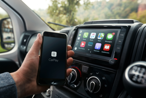 Pioneer Integrated Motorhome Navigation|Apple CarPlay & Android|Piano Black -NEW Thumbnail 4