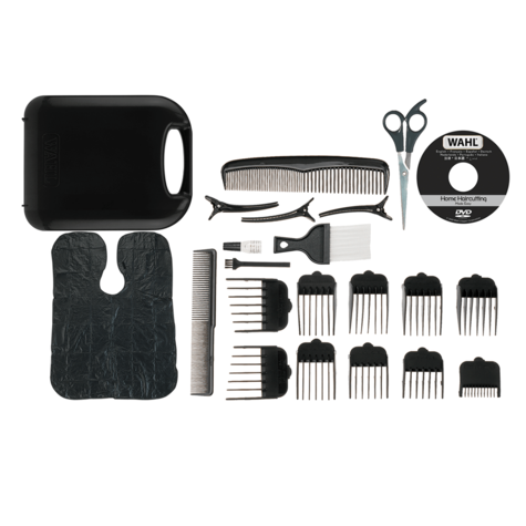 Wahl 79524-800 Mains Operated ChromePro 25 Pcs Hair Cutting Clipper Kit / 3 Year/ Thumbnail 2