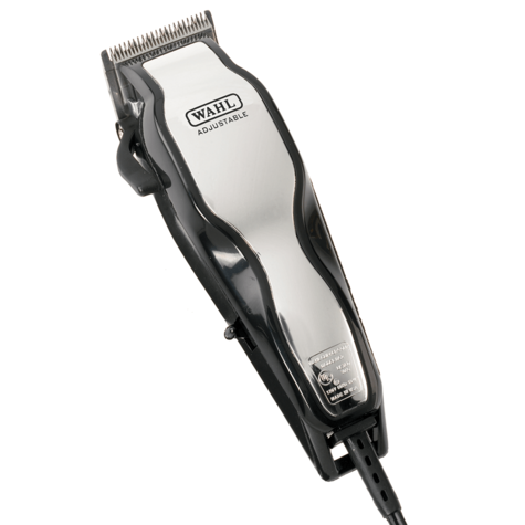 Wahl 79524-800 Mains Operated ChromePro 25 Pcs Hair Cutting Clipper Kit / 3 Year/ Thumbnail 3