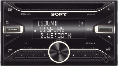 Sony Car Stereo|Radio|CD|MP3|USB|AUX|Bluetooth|iPod-iPhone-Android|Illumination Thumbnail 4