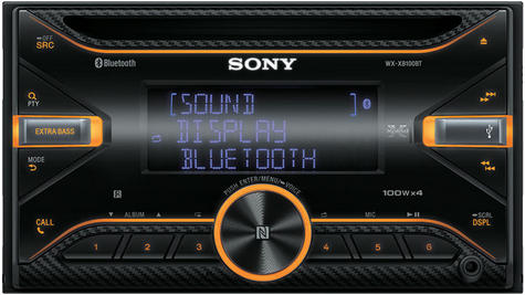 Sony Car Stereo|Radio|CD|MP3|USB|AUX|Bluetooth|iPod-iPhone-Android|Illumination Thumbnail 6