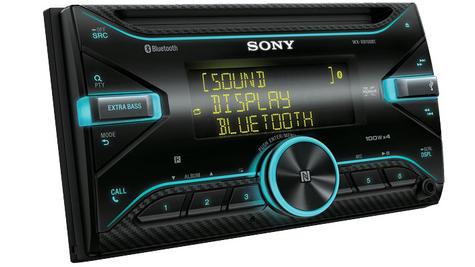 Sony Car Stereo|Radio|CD|MP3|USB|AUX|Bluetooth|iPod-iPhone-Android|Illumination Thumbnail 7
