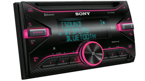 Sony Car Stereo|Radio|CD|MP3|USB|AUX|Bluetooth|iPod-iPhone-Android|Illumination Thumbnail 8