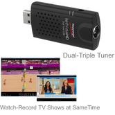 Hauppauge WinTV-dualHD Dual Triple Tuner Watch-Record TV Shows at SameTime DVB