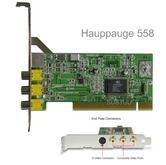Hauppauge Impact VCB Video Capture Card PCI - NTSC, PAL|Express board|588