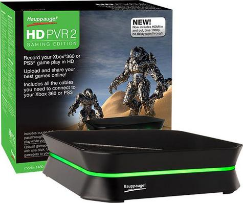 Hauppauge HD PVR 2 Gaming Edition|Record-Edit-Upload-Stream Xbox 1-360/PS3-4/PC Thumbnail 7
