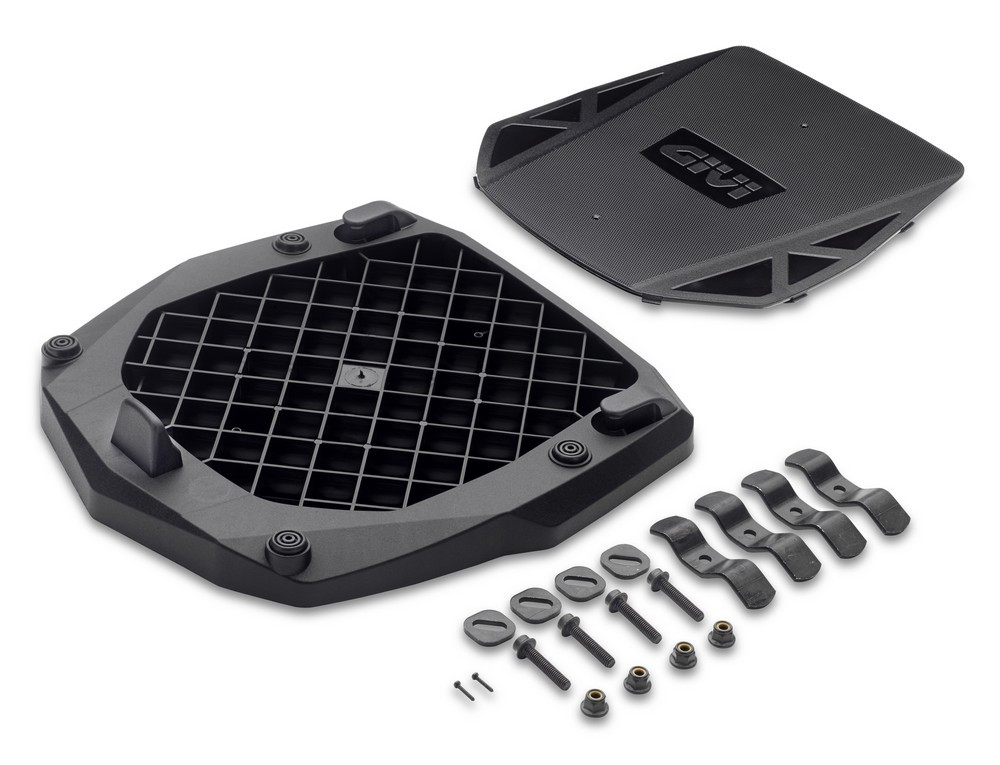 Givi E251 Universal Monkey Mounting Plate|Motorcycle/Scooter Top Box Accessories
