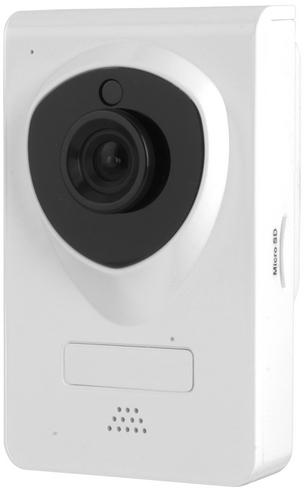 Hauppauge 1565|Wireless HD Wi-Fi  Security Camera|Night Vision|See on Smartphone Thumbnail 2