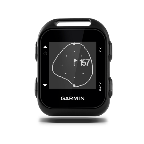Garmin Approach G10|Golf GPS Clip On Rangerfinder|41000 Pre-Loaded Courses|Black Thumbnail 2