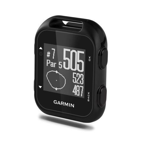 Garmin Approach G10|Golf GPS Clip On Rangerfinder|41000 Pre-Loaded Courses|Black Thumbnail 4