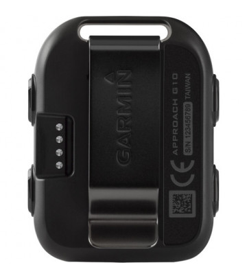 Garmin Approach G10|Golf GPS Clip On Rangerfinder|41000 Pre-Loaded Courses|Black Thumbnail 5
