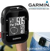 Garmin Approach G10|Golf GPS Clip On Rangerfinder|41000 Pre-Loaded Courses|Black