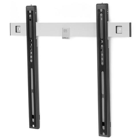 One For All WM6411 TV Bracket|Flat|Ultra Slim Series|32-60 inch|Auto Lock|New| Thumbnail 1