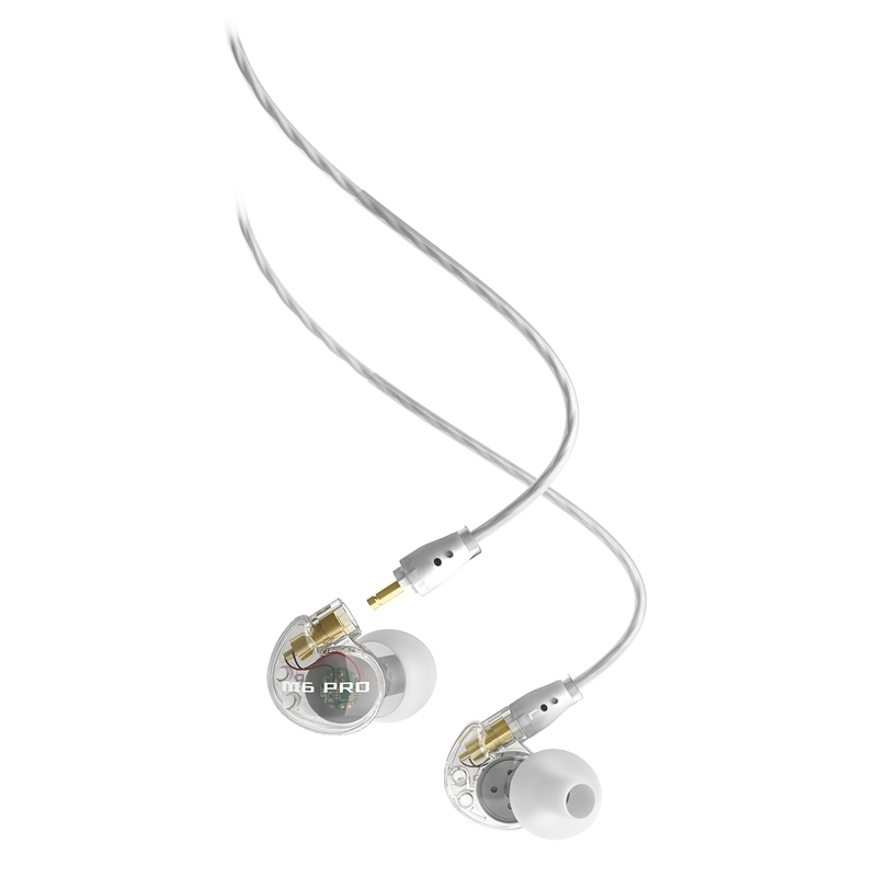 MEE Audio M6 PRO IEM Earphone / Replaceable Cable / Universal Control / Microphone - NEW