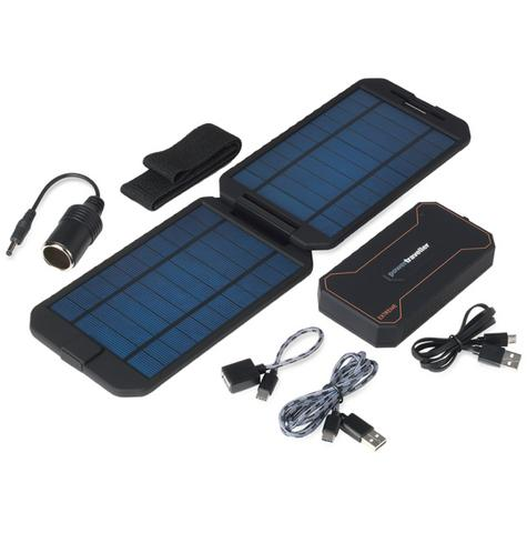 PTL-EXT001 Powertraveller Extreme Waterproof Rugged Solar Powered Charger  Thumbnail 3