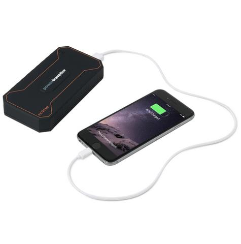 Powertraveller PTL-EXT001 Extreme Waterproof Rugged Charger?Solar Powered?NEW Thumbnail 5