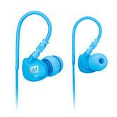 MEE Audio M6 / In-Ear Headphones / Sports Earphone / Noise-Isolating / Water Res. / Teal