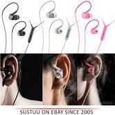 MEE Audio M6P Memory Wire In-Ear Headphones / Microphone / Remote / Universal Volume