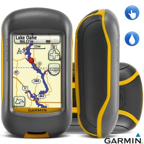 Garmin Dakota 10|Outdoor GPS Handheld Navigator|IPX7 Touchscreen|*Worldwide Basemaps Thumbnail 2