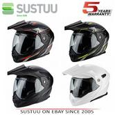 Scorpion ADX-1 Multi Color|ECE 2205|Dual Density|Flip-up Chin Bar|Unisex-Helmets