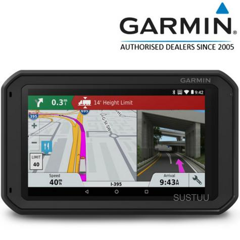 "Garmin Fleet 770|7"" GPS-SatNav