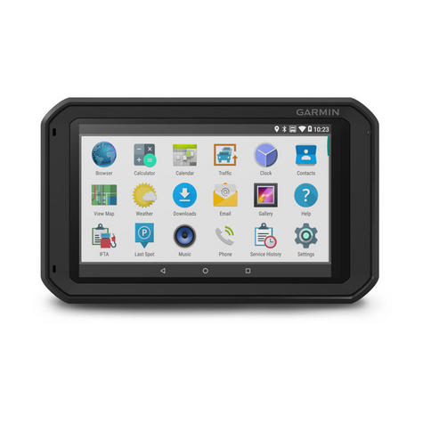 "Garmin Fleet 780 EU?7"" Truck GPS-SatNav + Dashcam?Preloaded+Lifetime Europe Maps Thumbnail 2"