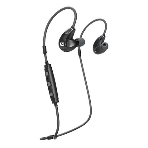 MEE Audio X7 Plus In-Ear Stereo Bluetooth Wireless Sports Headphone | Memory Wire Thumbnail 1