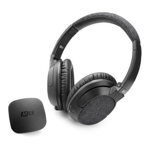 MEE Audio Bluetooth Wireless Headphone System Matrix 3 HD Transmitter TV Bundle Thumbnail 4