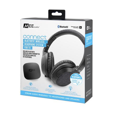 MEE Audio Bluetooth Wireless Headphone System Matrix 3 HD Transmitter TV Bundle Thumbnail 3