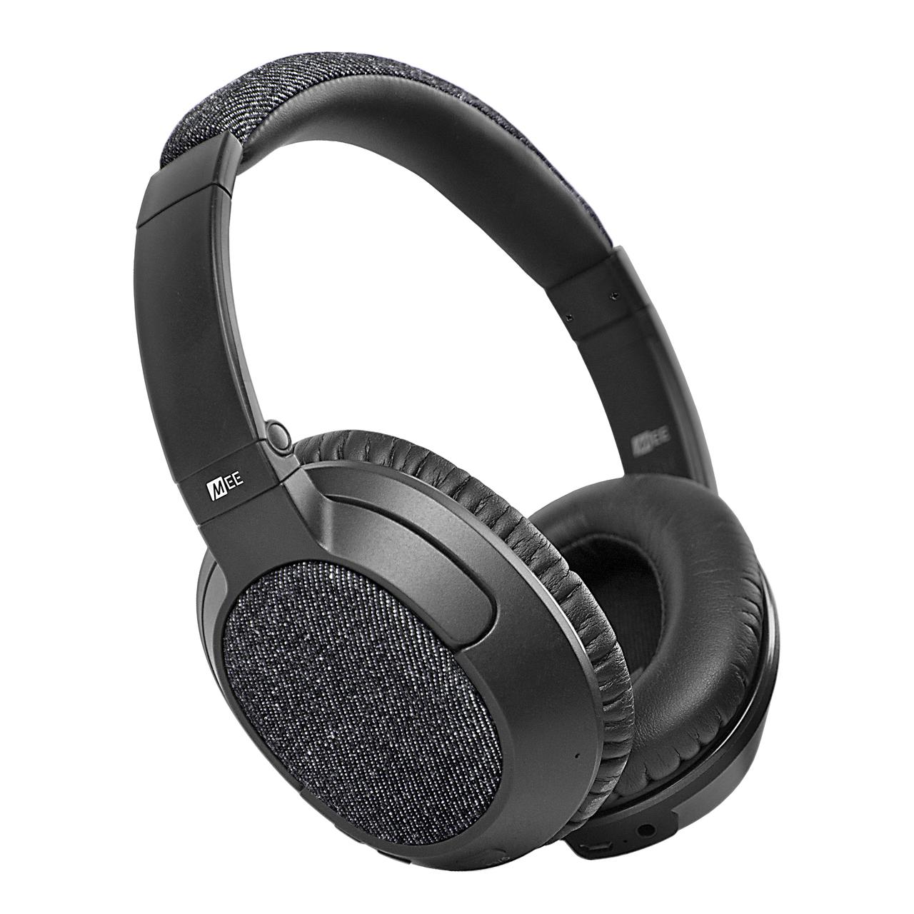 MEE Audio Matrix3 Over-the-Ear Bluetooth Wireless HD Headphone with aptX and AAC