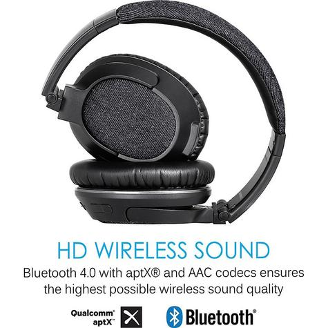 MEE Audio Matrix3 Over-the-Ear Bluetooth Wireless HD Headphone with aptX and AAC Thumbnail 8