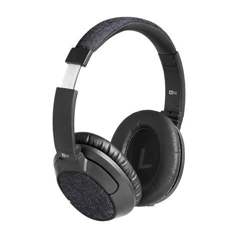 MEE Audio Matrix3 Over-the-Ear Bluetooth Wireless HD Headphone with aptX and AAC Thumbnail 2