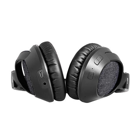 MEE Audio Matrix3 Over-the-Ear Bluetooth Wireless HD Headphone with aptX and AAC Thumbnail 5