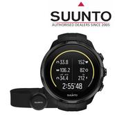 Suunto Spartan Sport Wrist HR All Black Heart Rate GPS Compass Fitness Watch