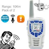 Cobra Adventure AM845 Snow|2way Private Mobile Radio-PMR|WalkieTalkie Radio|10Km