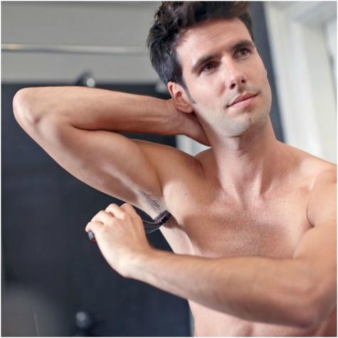 Philips Series 1000 | Men's Body Hair Groomer Shaver & Trimmer | Waterproof | BG105/10 Thumbnail 7
