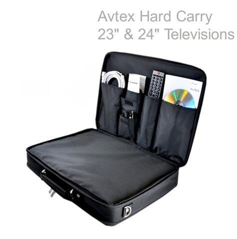 "Avtex AK954 Hard Carry for Avtex 23"" & 24"" Televisions