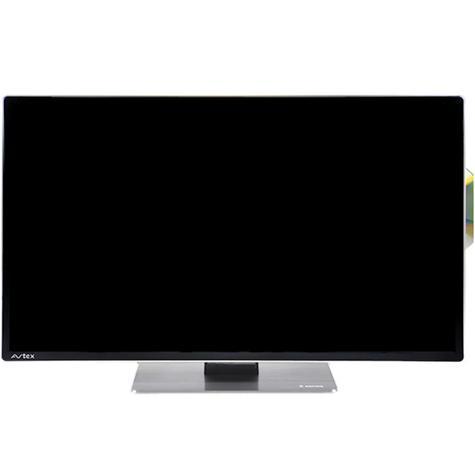"Avtex Super Slim 18.5""  LED Television|HD View|Satellite Tuner|CD|DVD|Rec-Black Thumbnail 4"