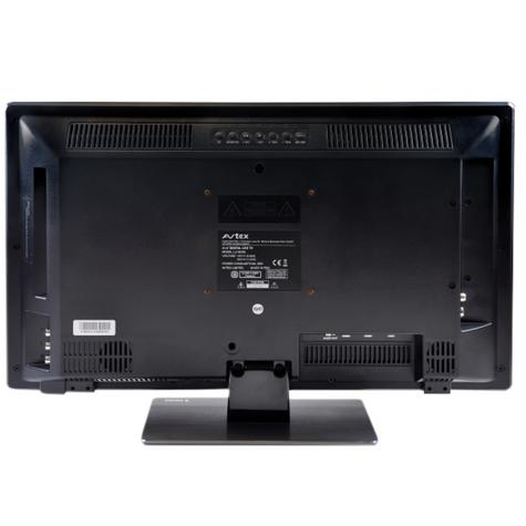 "Avtex L188DRS 18.5"" Caravan Motorhome Boats Slim HD LED TV|Freeview/SAT/DVD/REC|Black Thumbnail 5"