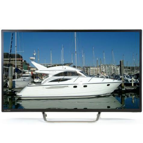 "Avtex Super Slim 32"" LED TV|SAT Tuner|HDMI|USB|Phono|AUX|AQT|Recordable|HD View Thumbnail 2"