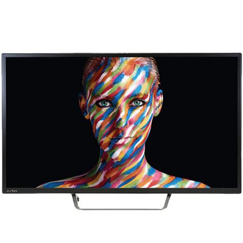 "Avtex Super Slim 32"" LED TV|SAT Tuner|HDMI|USB|Phono|AUX|AQT|Recordable|HD View Thumbnail 3"