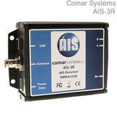 Comar AIS-3R AIS Dual Channel Parallel Receiver|NMEA/USB Output|DC Power|12-24 V