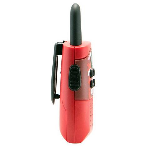 Cobra Hero Fire HM230R|2-way Private Mobile Radio-PMR|WalkieTalkie Radio|3Km|Red Thumbnail 6