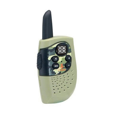 Cobra Hero Fire HM230R|2-way Private Mobile Radio-PMR|WalkieTalkie Radio|3Km|Green Thumbnail 3