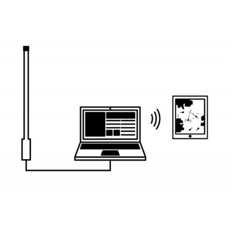 Digital Yacht WL70 Wi-Fi Antenna|USB Connection|Use with XP|Vista|Mac|Linux-1.25 M Thumbnail 4