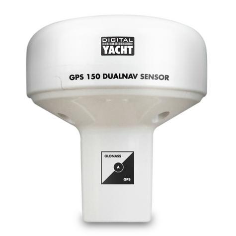 Digital Yacht-GPS150|DUALNAV GPS/GLONASS Sensor|WAAS/EGNOS/SBASS|30mA|5-30V DC|Waterproof Thumbnail 1