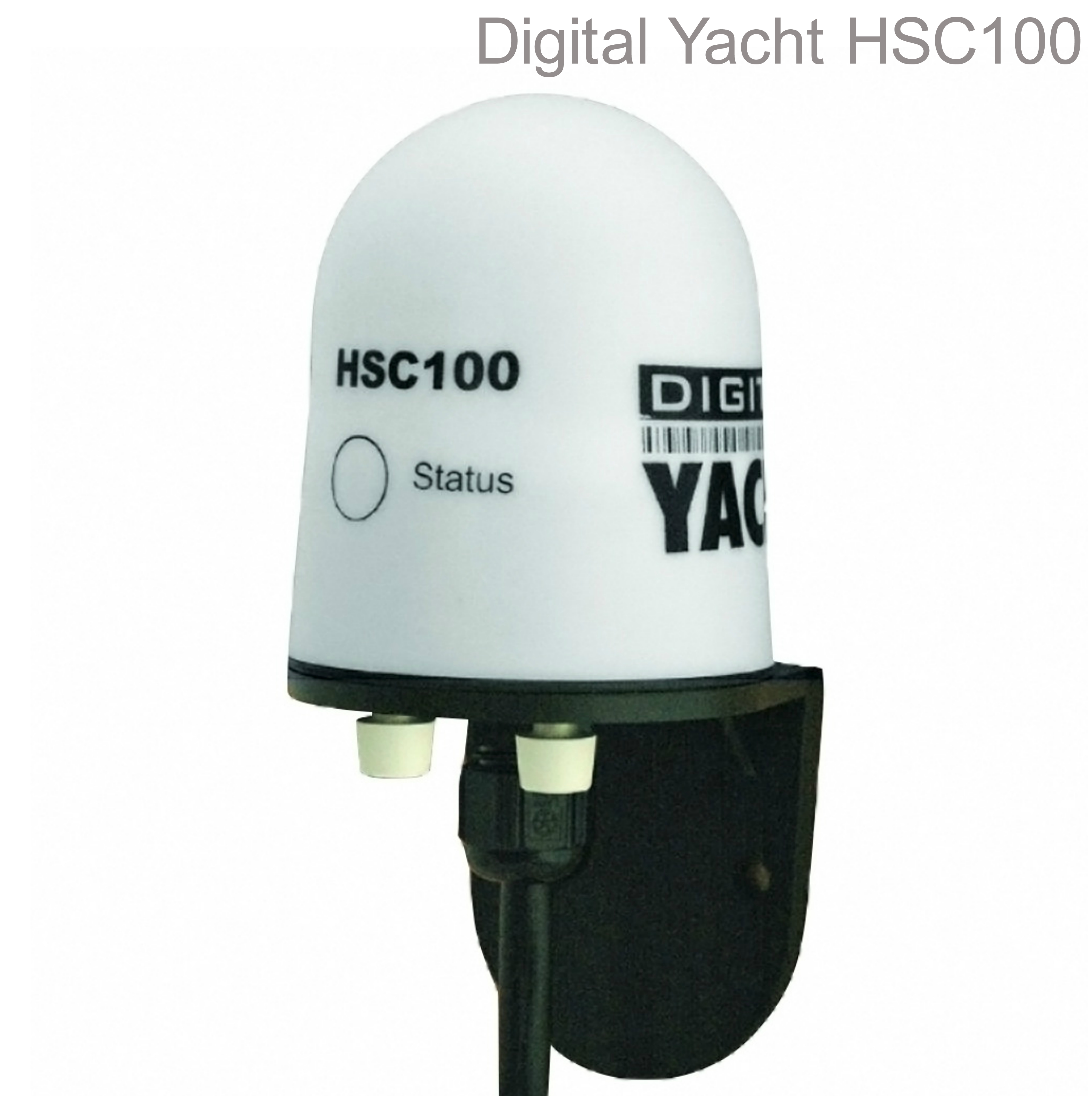 Digital Yacht HSC100 Fluxgate Compass Sensor|Waterproof|HDG Output|45° Degree