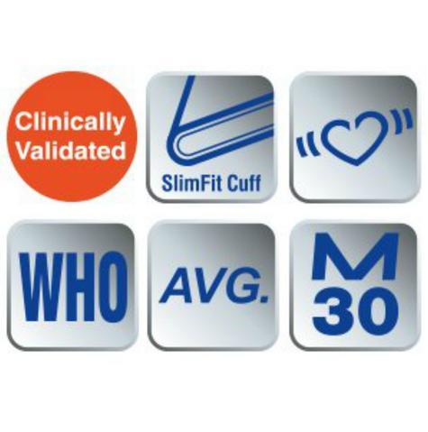 A&D Medical UA651BLE Blood Pressure Monitor Bluetooth Smart Sense Low Energy New  Thumbnail 7