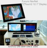 """Furuno NavNet TZTouch2 12.1""""Display